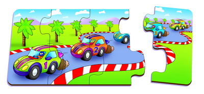 Cars Sequencing - Table Puzzle