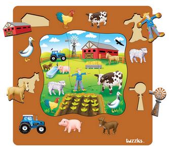 Places we Visit- Farm