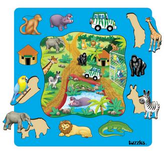Places we Visit - Zoo