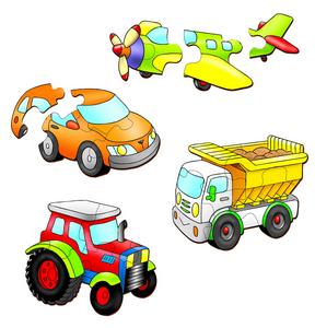 Vehicles Set 1